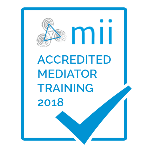 MFI are accredited mediator trainers 2017